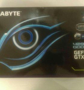 Видеокарта GIGABYTE GTX 760 4GB, GDDR5