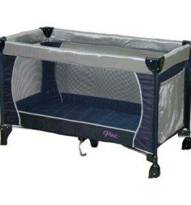 Кровать-манеж Фея 111