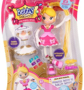 Куклы Moose Betty Spaghetti Бетти Спагетти. Оригин