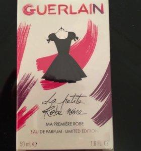 Духи Guerlain la petit Robe noir