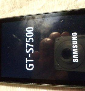 Тел. Samsung Galaxy Ace Plus GT-S 7500