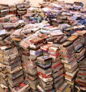 видео кассеты не дорого
