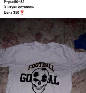 Футболка. 100% хлопок