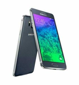 Samsung galaxy alpha Black 32gb 4G LTE