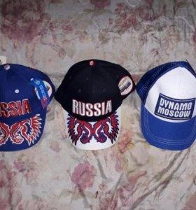 Спортивные кепки. Фирма