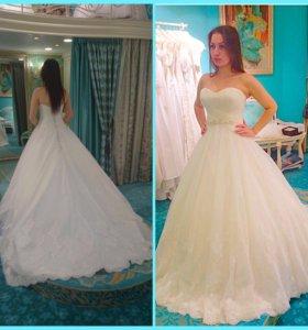 Свадеьное платье