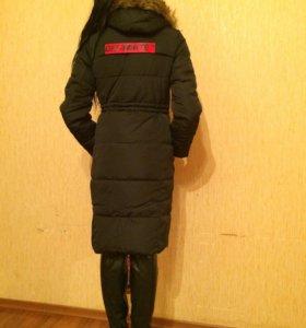 Куртка парка