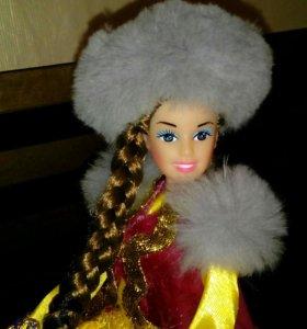 Кукла-шкатулка,,Башкирская красавица!,,