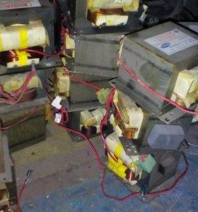В\В трансформаторы для свч печей