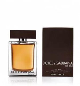 D&G the one for men 100ml