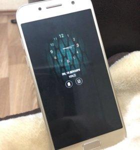 Samsung Galaxy A3 2017 ТОЛЬКО ОБМЕН