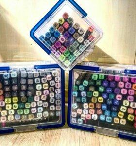 Маркеры TOUCH 204 цвета
