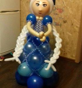 Принцесса из шаров!