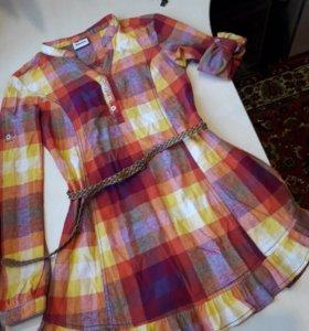 Платье туника 140- 152
