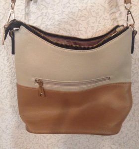 женская кожанная сумка