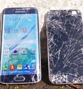 Ремонт телефонов и планшетов(недорого)