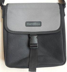 Компактная сумка через плечо для учёбы