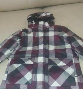 Куртка горнолыжная