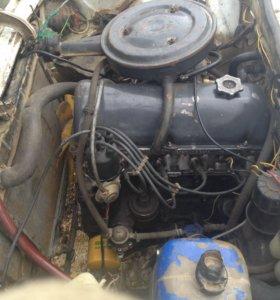 Мотор 2106