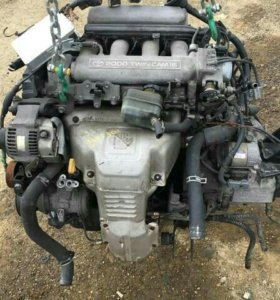 Двигатель 3SGE.