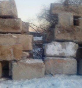 продам фундаментные блоки600