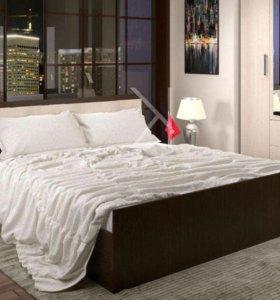 Кровать 1.4 м от спальни Фиеста
