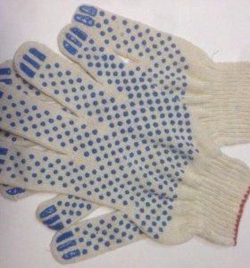 Перчатки, рукавицы, ветошь