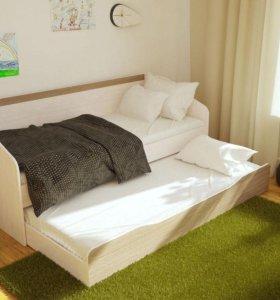 Кровать детская Паскаль новая
