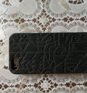 Чехол на iPhone 5 (S, SE)