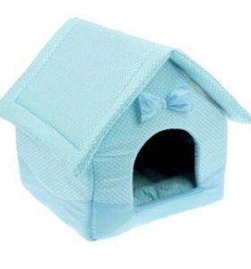 Лежак лежанка для кошки