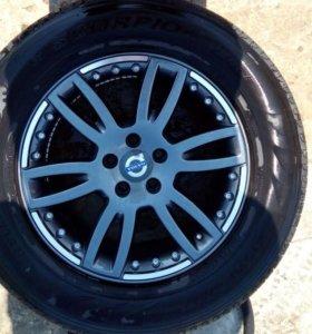 Шины Pirelli Scorpion Verde 235/65 R17 V 108