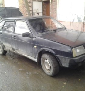 В РАЗБОРЕ ВАЗ 2109