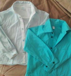 Рубашки р.104