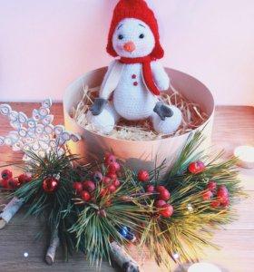 Снеговичок-Добрячок