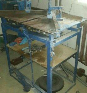 Оборудование по производству окон