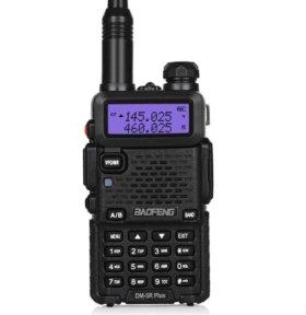 Цифровая радиостанция Baofeng DM-5R Plus