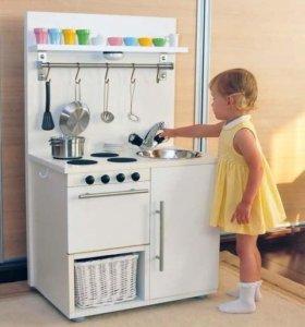 Детская игровая кухня новая (продажа)