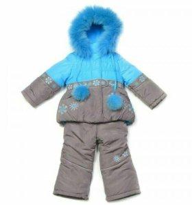 Детский зимний костюм Кико