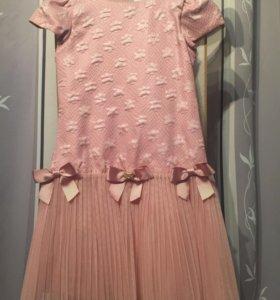 Платье праздничное 10-11 лет