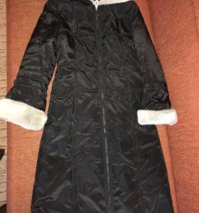 Пальто демисезонное 46 р-р