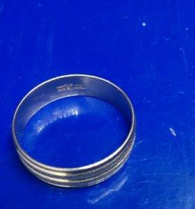 Кольцо обручальное золотое 3гр