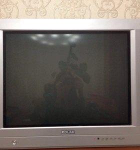 Телевизор ламповый