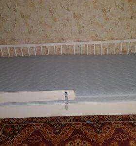 Кровать икеа гуливер