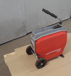 Прочистная машина Rothenberger R750 б/у
