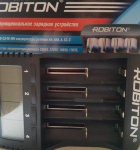 Зарядное устройство Robiton Master Charger Pro LCD