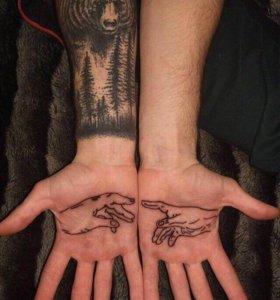 Татуировки недорого