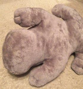 игрушка большая собака символ года