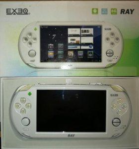 Игровая приставка Exeq Ray белая