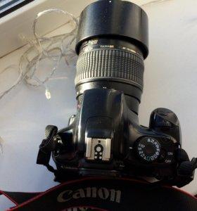 Фотоаппарат Canon eos1100D