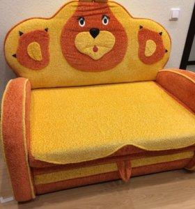 Диван кровать детский